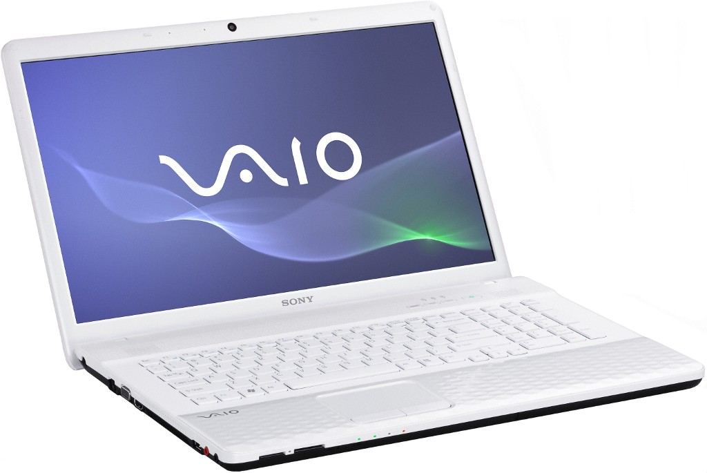 sony vaio vpc ej3k1e intel core i3 2350m weiss. Black Bedroom Furniture Sets. Home Design Ideas