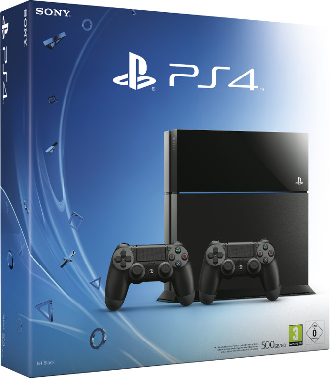 sony playstation 4 ps4 c chassis 500gb 2ten. Black Bedroom Furniture Sets. Home Design Ideas