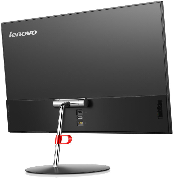lenovo thinkvision x24 24 zoll tft monitor 60cfgat1eu de gebrauchtger te billiger. Black Bedroom Furniture Sets. Home Design Ideas