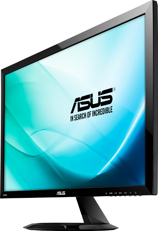 asus vx248h full hd monitor 24 zoll 90lm00m0 b01370 de monitore billiger. Black Bedroom Furniture Sets. Home Design Ideas