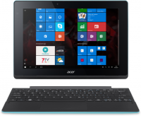 Acer Aspire Switch 10E - Intel Atom x5-Z8300 1.44GHz(Win 10) türkis